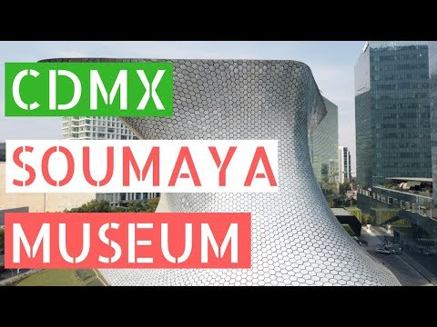 Visiting a Mexican Billionaire's Art Collection (Museo Soumaya)