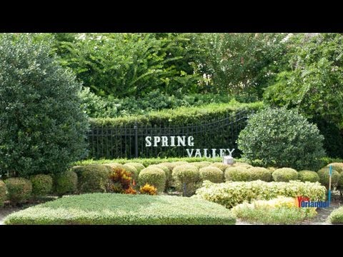 Spring Valley - Altamonte Springs, Florida