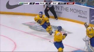 IIHF World U20 Championship 2013: Sweden - Russia