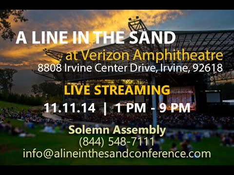 A LINE IN THE SAND ON 11.11.2014