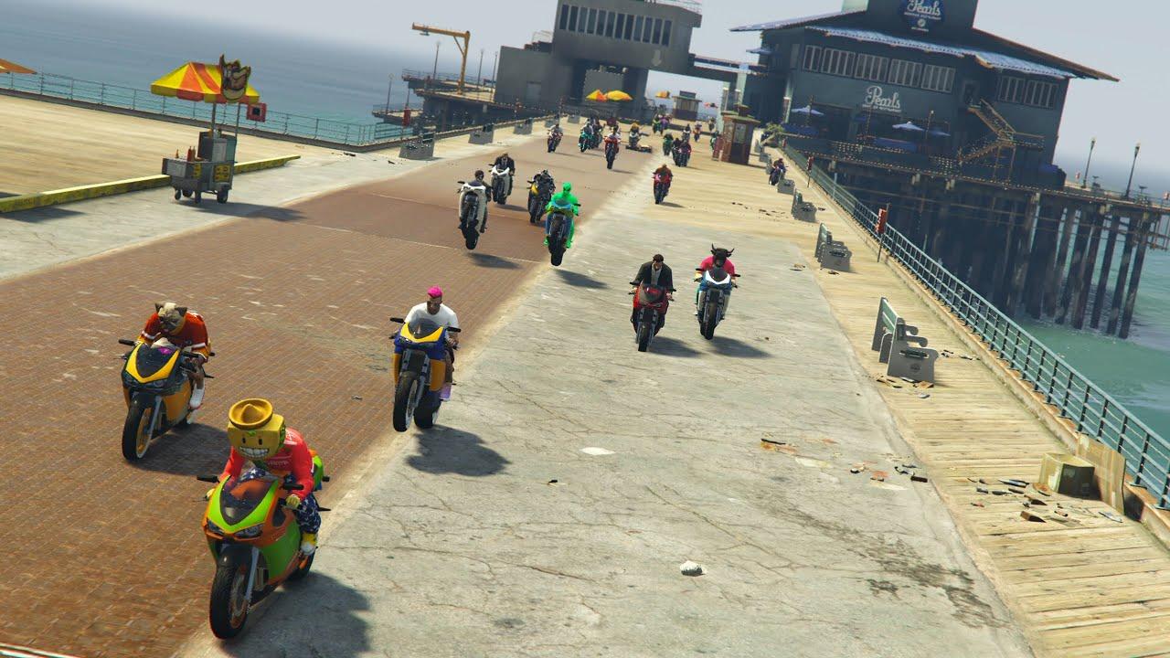 200.000 MOTOS! INCREIBLE! - GTA V ONLINE