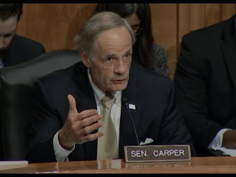 "Senator Carper Opening Statement: ""The Impact of ISIS on the Homeland and Refugee Resettlement"""