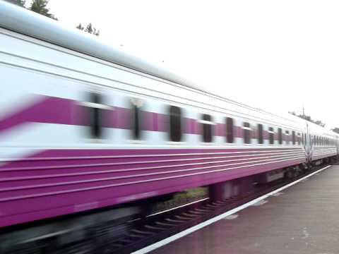 Поезд Киев-Днепропетровск 'Столичный