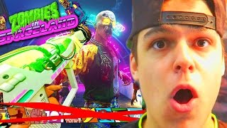 INTENTANDO el EASTER EGG MÁS DIFICIL!! ZOMBIES in SPACELAND - AlphaSniper97