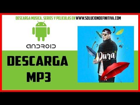 Daddy Yankee - Dura (Descargar Cancion MP3) Gratis