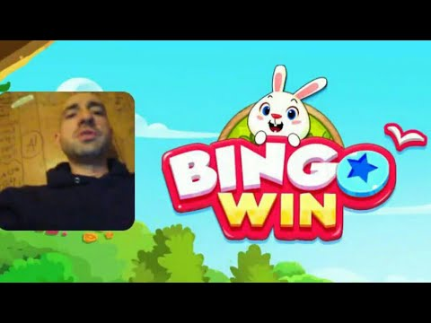 BINGO WIN Play Bingo With Friends!   Free Mobile Board Game   Android Gameplay HD Youtube YT Video