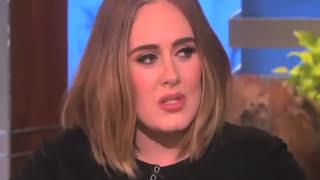 Adele Chats w/ Beyonce and Rihanna
