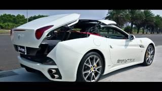 Ferrari California | Armytrix Système Echappement VALVETRONIC | moteurs sons & bruit!