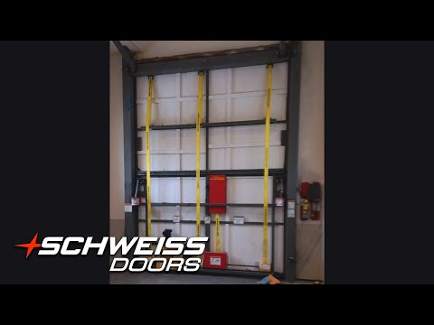 Bifold Rv Garage Door Youtube