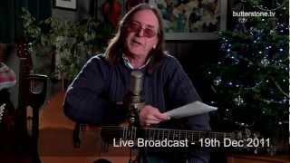 Live Broadcast Teaser from Butterstone.TV - Dougie MacLean - 19th Dec 2011