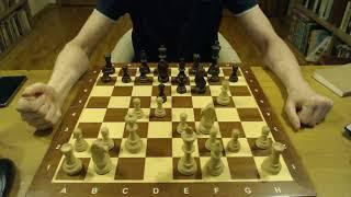 Шахматы. Ферзевый гамбит - агрессивная схема для блица