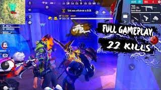 GamePlay] 22 Kills Easy To Win ❤️ الفوز سهل