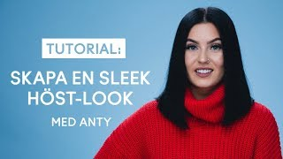 Sleek look by Lyko & Anty