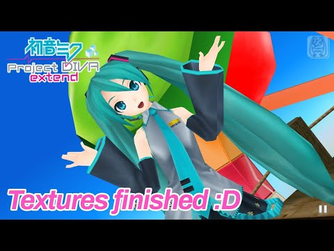 Project diva extend