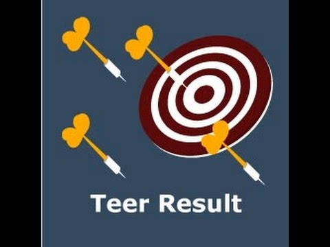 Shillong Teer Counter Game Results