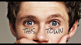Niall Horan - This Town (Lyrics)