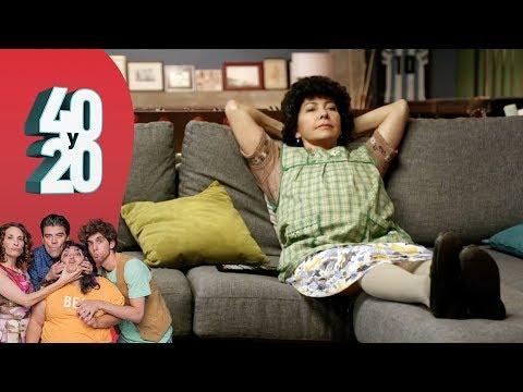 Capítulo 7: Doña Lucha llega a poner orden al departamento de Paco   40 y 20 T2 - Distrito Comedia