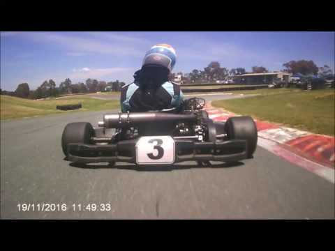 CANBERRA CUP - KA4 Lights - Heat 1 Nov2016
