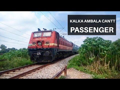 UnReserved Kalka Ambala Cantt Passenger