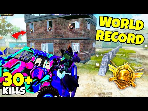 NEW World Record