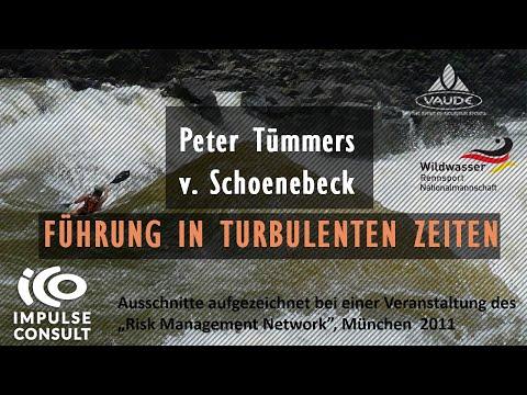 Vortrag: Peter Tümmers | Führung in turbulenten Zeiten