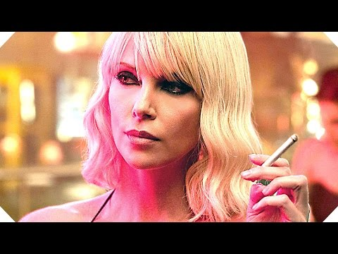 ATOMIC BLONDE (Charlize Theron, 2017) - Bande Annonce VF streaming vf