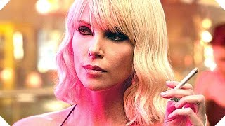 ATOMIC BLONDE (Charlize Theron, 2017) - Bande Anno...