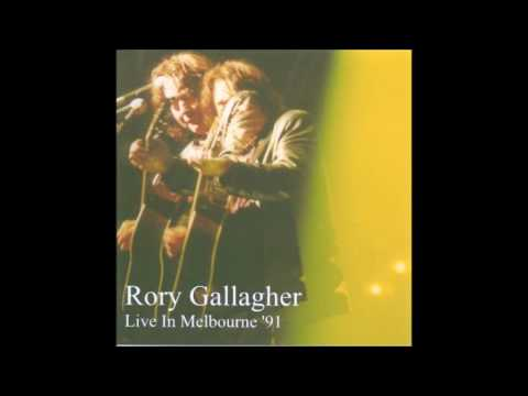 Rory Gallagher - Melbourne 1991