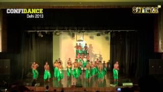 Sadda Dil - Shiamak Confidance Show - Delhi 2013
