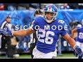 """SICKO MODE"" Saquon Barkley Rookie Highlights"