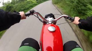 Tomos test ride