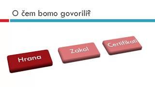 Halal Hrana V Sloveniji (meso, Zakol, Certifikati)