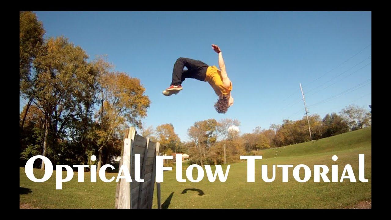 Final Cut Pro X Optical Flow Tutorial