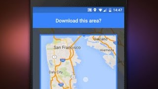 CNET Update - Google Maps now gives directions offline