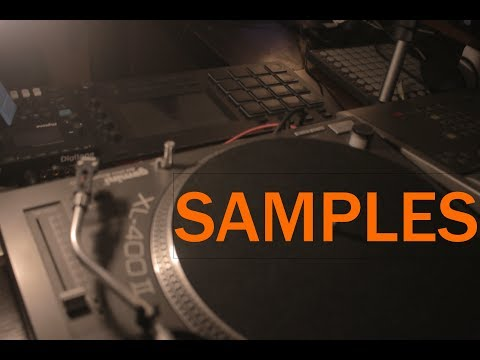 Making a beat on the MPC Touch/Live/X -  soul/jazz sample chops