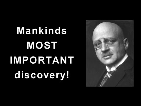 Mankinds most important discovery!