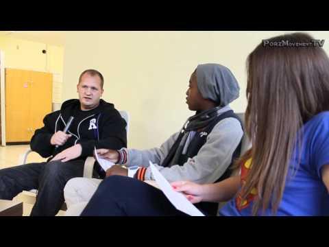 PorzMovementTV - Tatwaffe (Die Firma) - Interview (Teil 1 / 3)