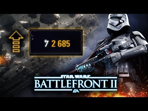 Star Wars Battlefront 2 - BIG CREDITS PATCH! 3x More Credits! Top Players Rewarded! Crate Update!
