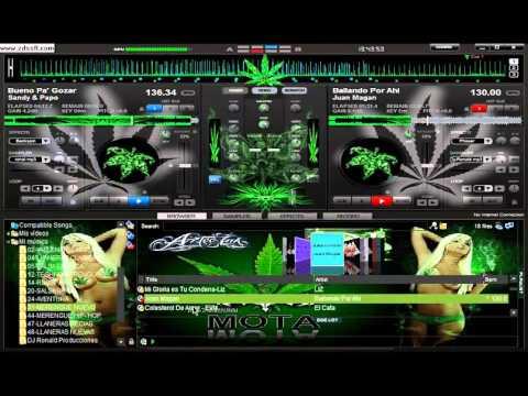 Producciones DJ Ronald Mix Merengues house