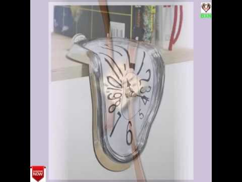 Clock ideas | Cool and Fancy Unique Wooden Wall Clocks