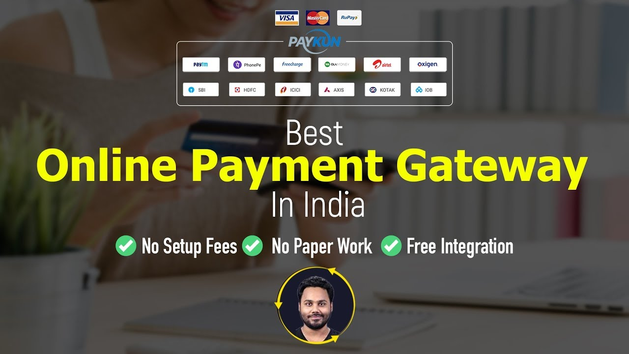Best Online Payment Gateway In India For Startup | No Setup Fees | Wordpress Integration