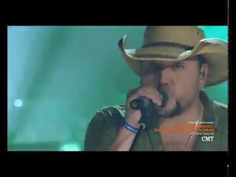 #Concert CMT Crossroads   Bob Seger & Jason Aldean    she s country