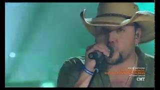 Gambar cover #Concert CMT Crossroads   Bob Seger & Jason Aldean    she s country
