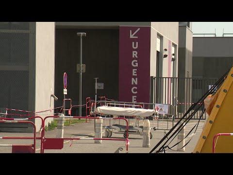 Coronavirus Aude: l'hôpital de Carcassonne réorganise ses services d'Urgences et de réanimation