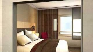 Visite virtuelle d'une chambre d'hôtel - twings3d.com