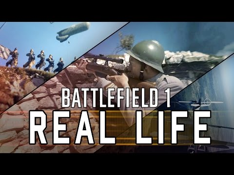 Battlefield 1: Real Life