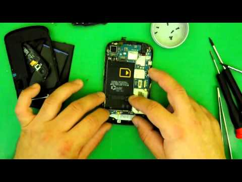 BlackBerry Q10 keyboard replacement
