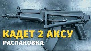 Пневматический АКСУ - Кадет 2 | распаковка и обзор винтовки