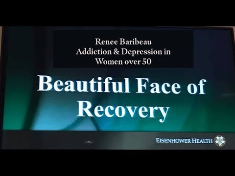 The Beautiful Face of Recovery: Addiction Model 2/2