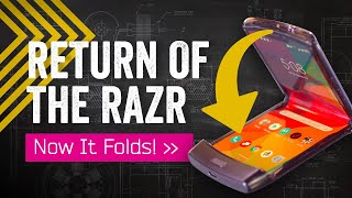 Motorola Razr 2019: Is This $1500 Folding Phone From The Future Or The Past?